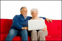 couple signing up for Medicare Part D